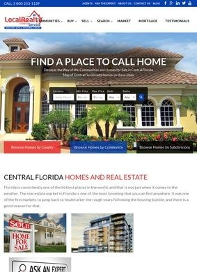 Local Realty Service: Central Florida Real Estate