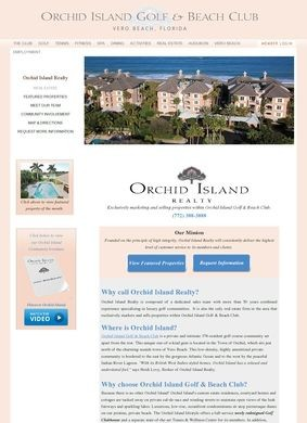 Vero Beach Golf Properties