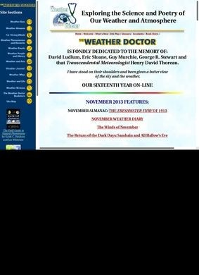 The Weather Doctor
