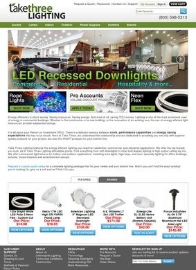 LED Rope Lights And More