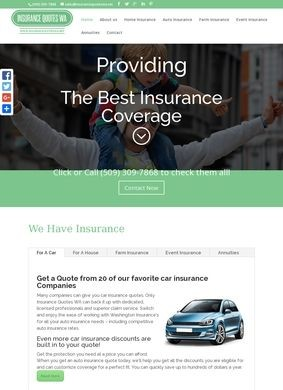 Insurance Quotes WA