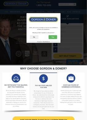 Gordon & Doner Personal Injury Lawyers