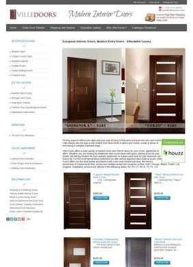 Entry Doors Manufacturer
