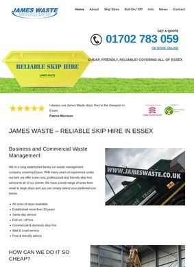 James Waste Management