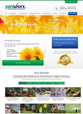 Yardworx: Landscaping & Lawn Care Services
