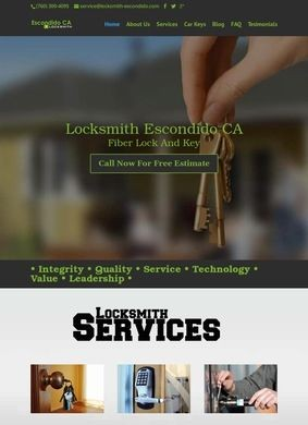 Locksmith Escondido CA