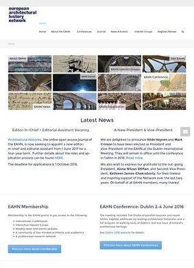 European Architectural History Network (EAHN)