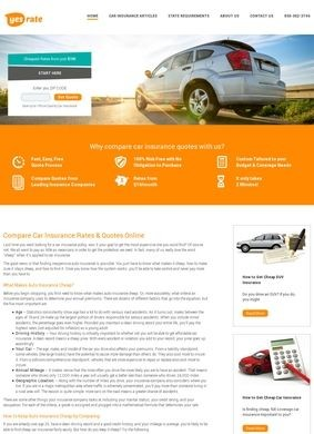 eCarInsurance: Car Insurance Quotes
