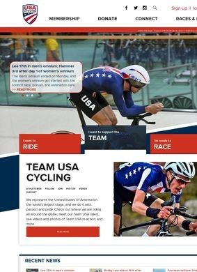 US cycling
