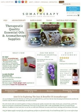 Dreaming Earth Botanicals