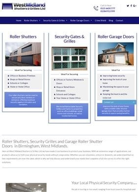 West Midland Shutters and Grilles Ltd.