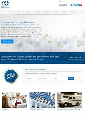 CashTech Currency Products Inc