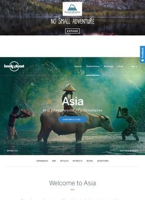 Lonely Planet: Asia