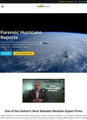 Forensic Weather Consultants