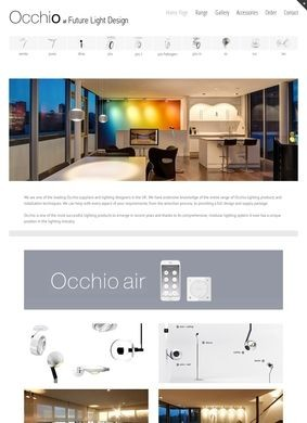 Occhio Lighting at Future Light Design
