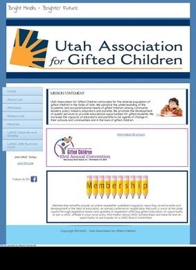 Utah Association for Gifted Children