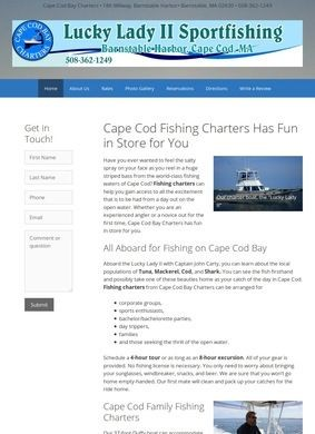 Cape Cod Bay Charters, Inc.