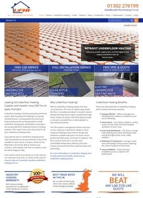 Underfloor Heating: UFH1