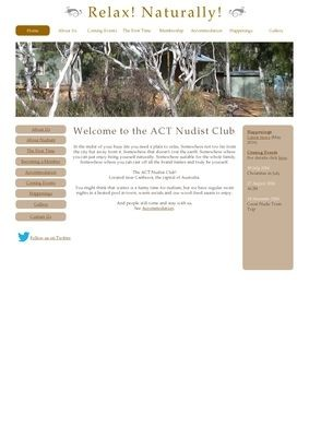 Australian Capital Territory Nudist Club
