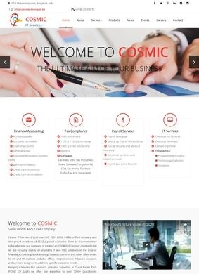 Cosmic IT Services