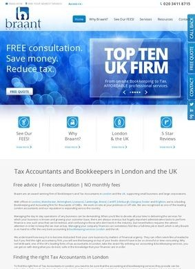 London Accountants & Bookkeeping Services