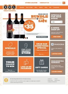 Beer Wine Spirits (BWS)