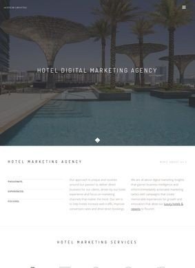 Hotel Digital Marketing Agency