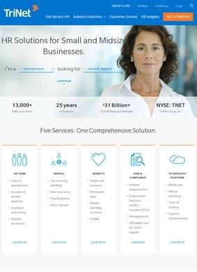 HR Solutions from TriNet