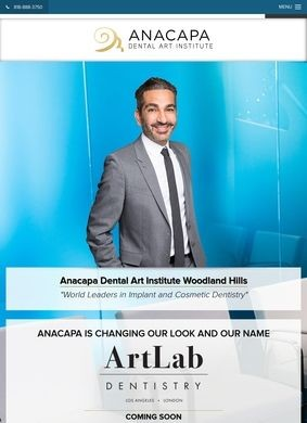 Anacapa Dental Woodland Hills
