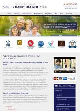 Winter Park Family Lawyers