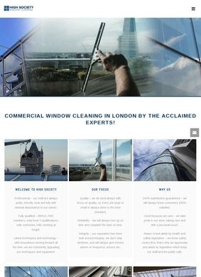 HS Commercial Window Cleaning (London) Ltd