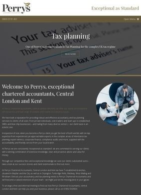 Perrys Accountants based in London