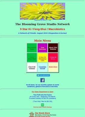The Blooming Grove Studio