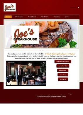 Joe's Stakehouse