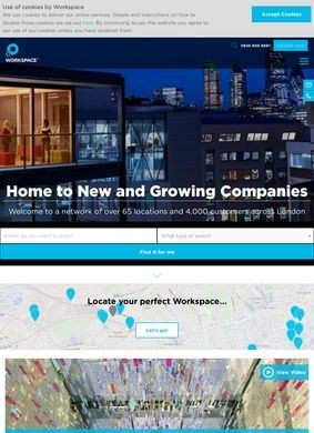 Workspace: Enabling businesses to grow faster