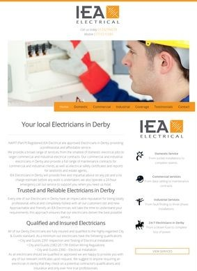 IEA Electrical