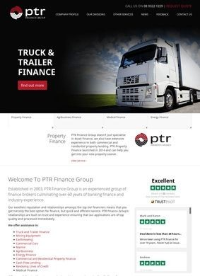 PTR Asset: Equipment Finance Brokers in Perth