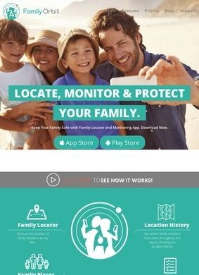 Family Orbit: Family Locator App for Android and iOS