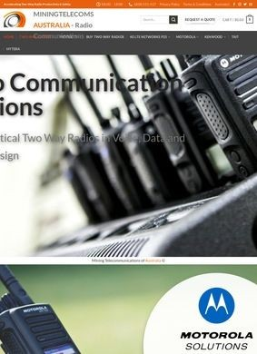 MiningTelecoms: Two Way Radio Communications