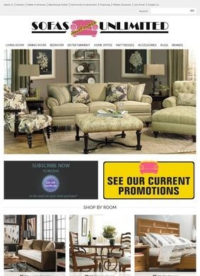 Sofas Unlimited