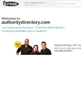 Authority Web Directory