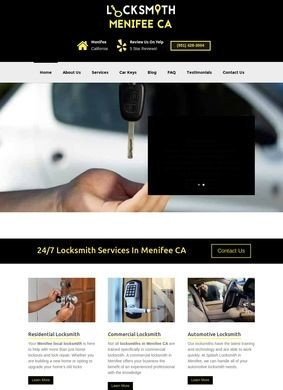 Locksmith Menifee