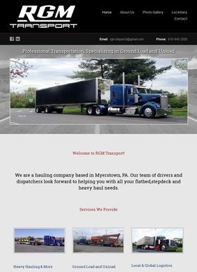 RGM Transport LLC