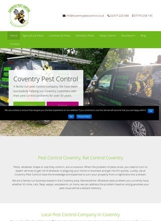 Coventry Pest Control