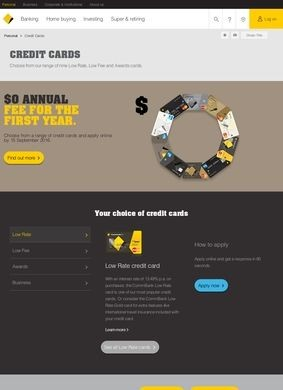 Commonwealth Bank Credit Card Offers