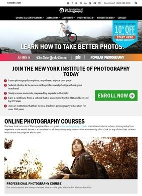 New York Institute of Photography