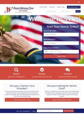 Senior Veterans Care Network