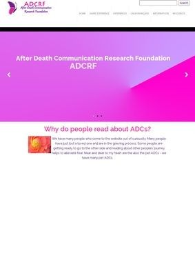 After Death Communication Research Foundation