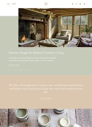 Lisa Bradburn - Period Home Interior Design