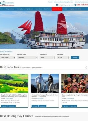 Halong Sapa Experts